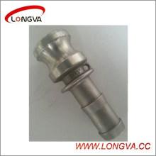 Acoplamiento Camlock de aluminio de alta calidad