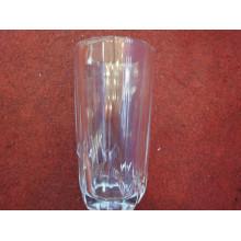 Verre en verre Tasse à eau pour tablette Kb-Hn0535