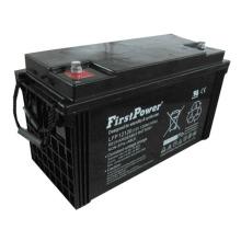 Carregador de Bateria Solar 12V125Ah