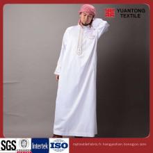 100% Polyester 48 * 48 133 * 76 Tissu USD pour Robe