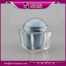 Big cosmetic jar container ,jar packaging for body cream