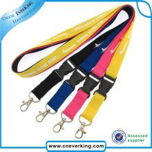 Großhandelsgewohnheits-Logo Eco-Friendly Polyester-Abzuglinie