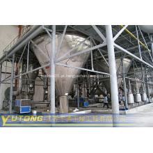 Secador de spray de sulfato de potássio de acetaldeído vezes