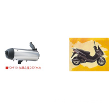 Electric Motorcycle Muffler Ydhf10, 250t Water Cooling System