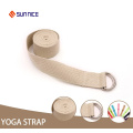 100% Cotton Yoga Belt Strap