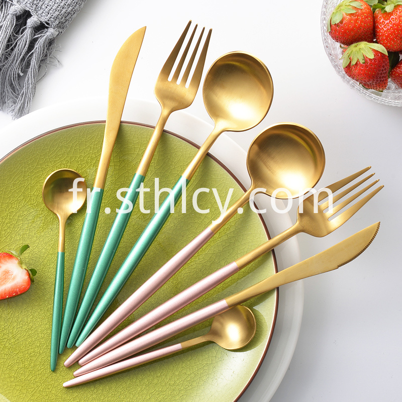 titanium-gold-forks-spoon-stainless-steel-cutlery (4)