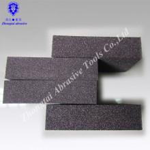 Éponge de ponçage d'oxyde d'aluminium de haute qualité pour des meubles