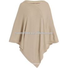 OEM New Fashion Women Cashmere Poncho