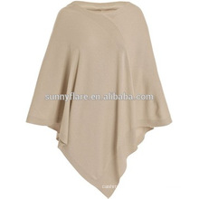 OEM New Fashion Women Cashmere Poncho