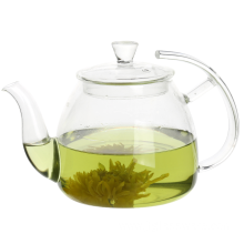 40.8oz Borosilicate Glass Thermal Teapot
