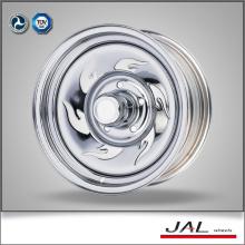 Personalizado feito rodas de cromo de alto desempenho reboque roda jante