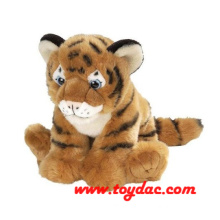 Stuffed Wild Animal Small Tiger Toy