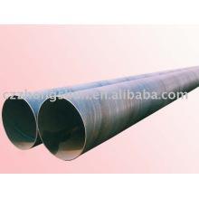 Aço carbono SSAW tubo LSAW / API 5L PSL1 PSL2 Q235 GR.B ASTM DIN