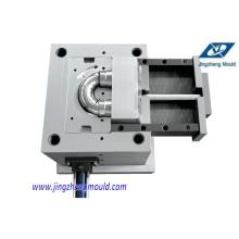 El conector de tuberías de plástico parte molde / molde