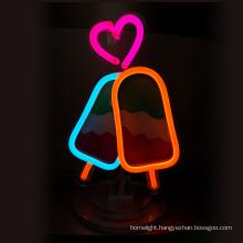 Led table lamps WHOLESALE neon lamps led decorative lamp