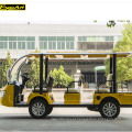China Hot Sale 8 Seaters Electric Sightseeing Bus