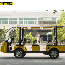 Electric 8 Seater Tourist Sightseeing Car for Sale