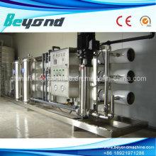 Sistema automático de tratamiento de aguas de resorte