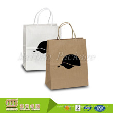 Customized Cheap Price Brown Kraft Paper Bag Jakarta Factory Wholesales