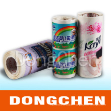 Cmyk Printing Daily Chemical Rolling Label Sticker