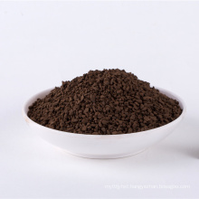 High quality water purification Special manganese sand for removing iron and manganese