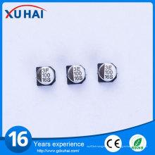 O capacitor eletrolítico de alumínio do mais melhor vendedor usa o fornecedor de China