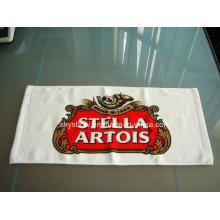 100% toalla de algodón personalizado barra (SST1002)