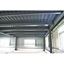Fábrica prefabricada de instalación rápida Estructura de acero Edificio de planta y almacén