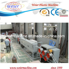 High Productivity of PP Packing Belts Extrusion Machine