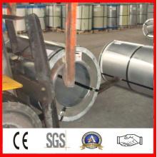 Bobina de acero de silicio no-orientada laminada en frío