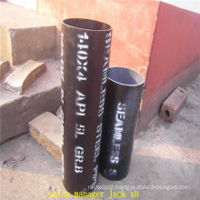 nace mr0175 seamless steel pipe sch 40/80/160 alibaba china pipes API ASTM JIS DIN
