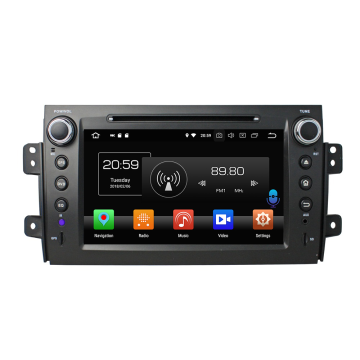 Car-Audio-Multimedia-System für SX4 2006-2012