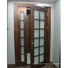 Ouverture de portes à portes automatiques à bureaux