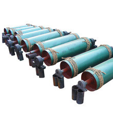 Conveyor Roller Used in Various Factory Mine Chemical Stone Diameter89-159mm