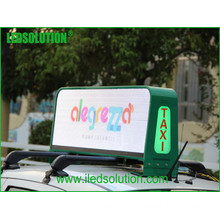 P5 Wireless Top Taxi LED Display