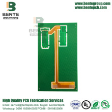 China for Flexible Circuits 4Layers High-precision Rigid-Flex PCB ENIG supply to Netherlands Importers