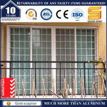 Балконные алюминиевые раздвижные двери