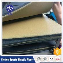 Vinyl Sports Flooring Used Gym fitness room