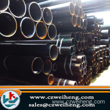 "6"" SCH 40 PAINTING AND END CAP SEAMLESS STEEL PIPE"