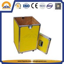 Aluminio moda transporte ATA caso con rueda Hf-1200