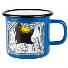 Decalques personalizados de alta qualidade Esmalte Mug / Cup