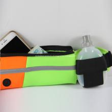 Saco de cintura resistente à água barato para correr