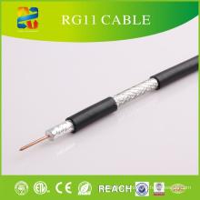 Câble coaxial de haute qualité Rg11 fabriqué en Chine