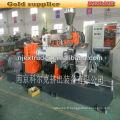 PP / PE avec machine d'extrusion de granulés en bois usé WPC SHJS 65/150