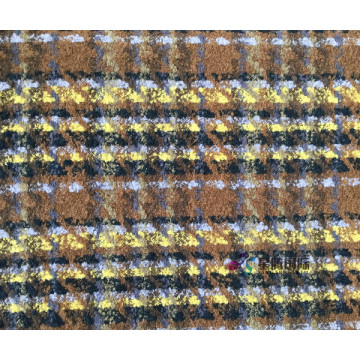 Wool Tweed Fabric For Fashion Coat