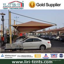 2 tentes de Canopt d'abri de Caprot de voitures pour le stationnement de voiture
