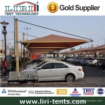 Temporäres PVC-Auto-Garage Carpot-Zelt für 1-8 Autos
