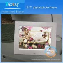 9,7 polegadas HD LCD Android OS moldura digital foto wi-fi