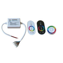 Wireless Touch RGB LED Controller for LED Strips