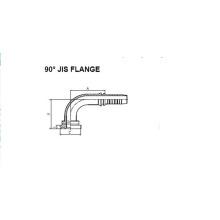 Фланец 90 ° JIS 88191